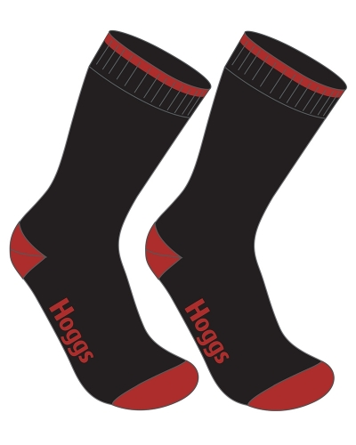 performance thermal work socks (twin pack)